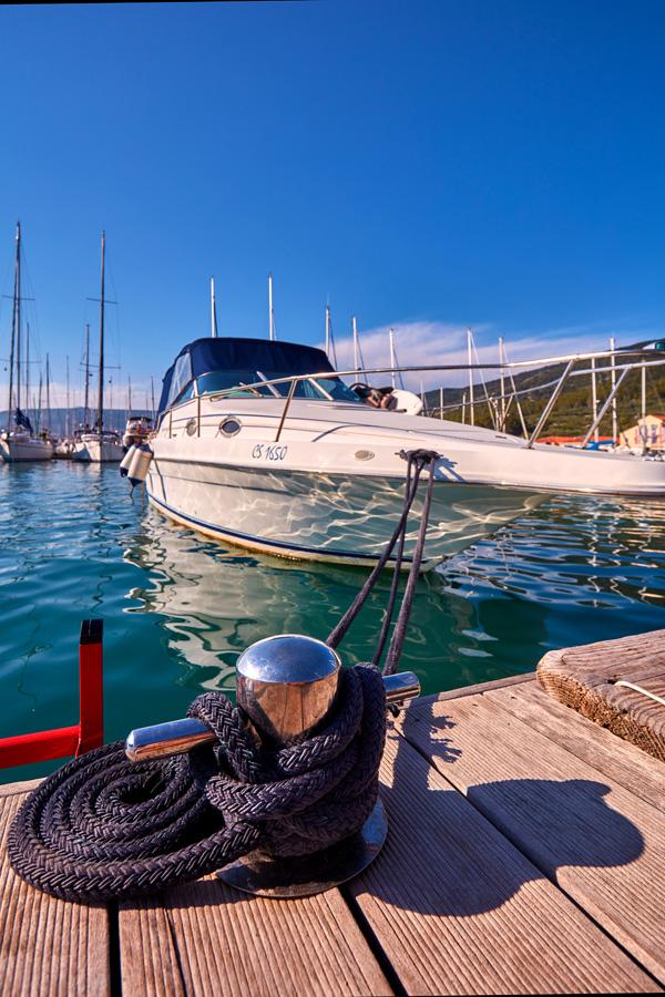 Cres, 07/2018 ACI marina Cres Davor Zunic