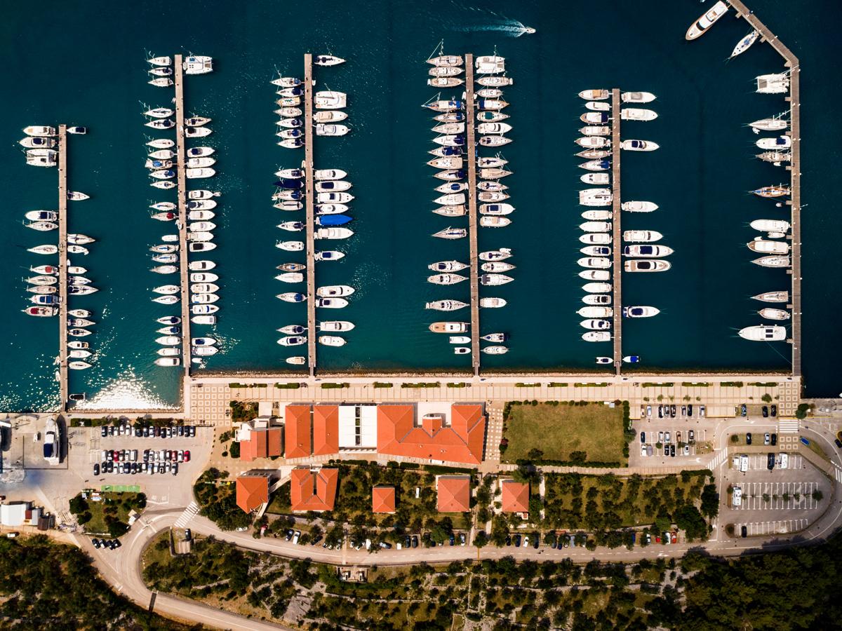 Cres, 07/2018 ACI marina Cres Davor Zunic / Petar Fabijan