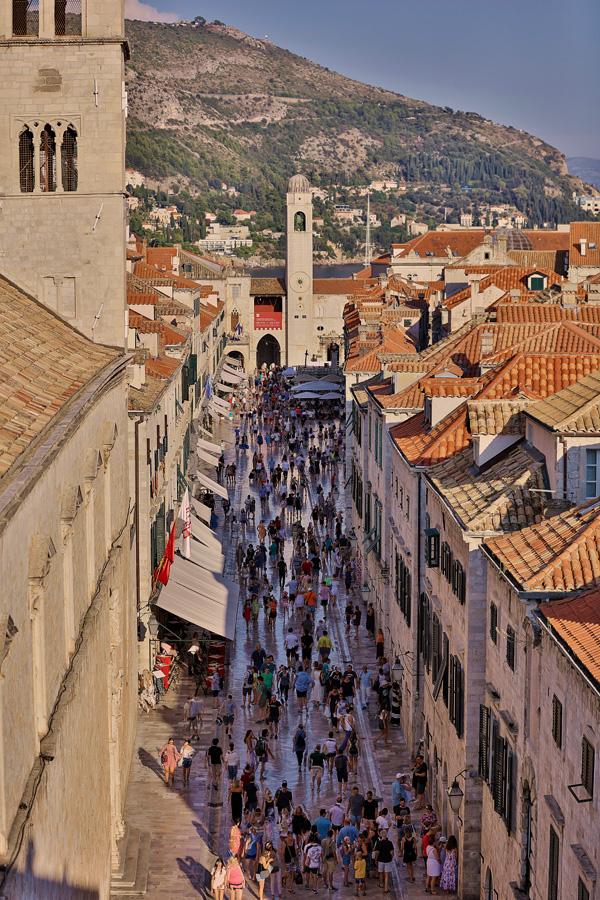 Dubrovnik, 08/2018 ACI marina Dubrovnik foto: Davor Zunic / Fotofaktor.com