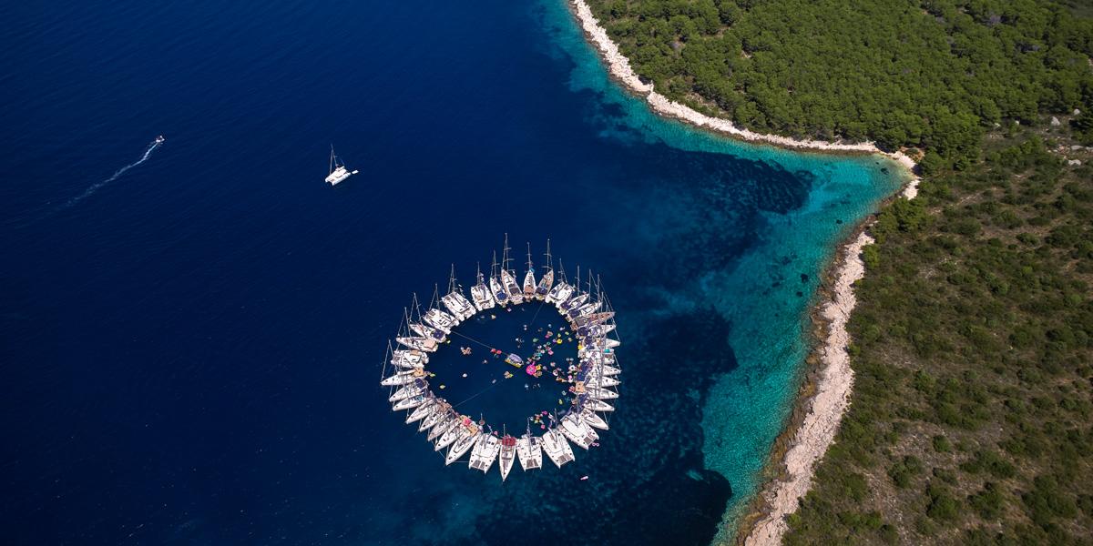 Split, 08/2018 ACI marina Palmizana Davor Zunic / Petar Fabijan