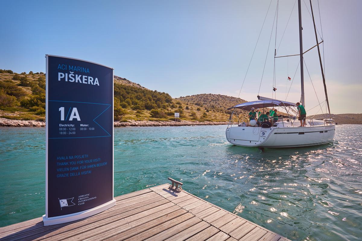 Piskera, 07/2018ACI marina PiskeraDavor Zunic