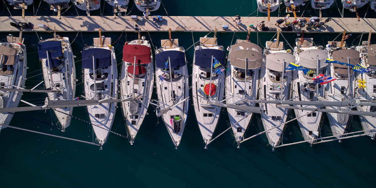 Split, 08/2018ACI marina SplitDavor Zunic / Petar Fabijan