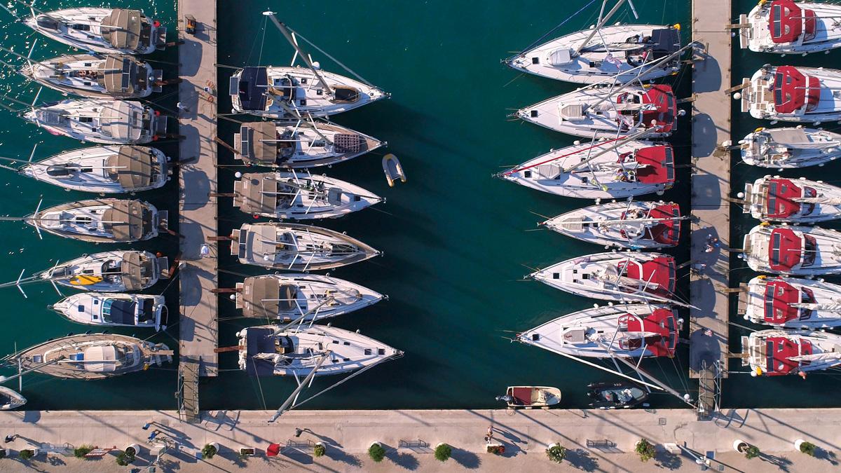 Split, 08/2018ACI marina TrogirDavor Zunic / Petar Fabijan