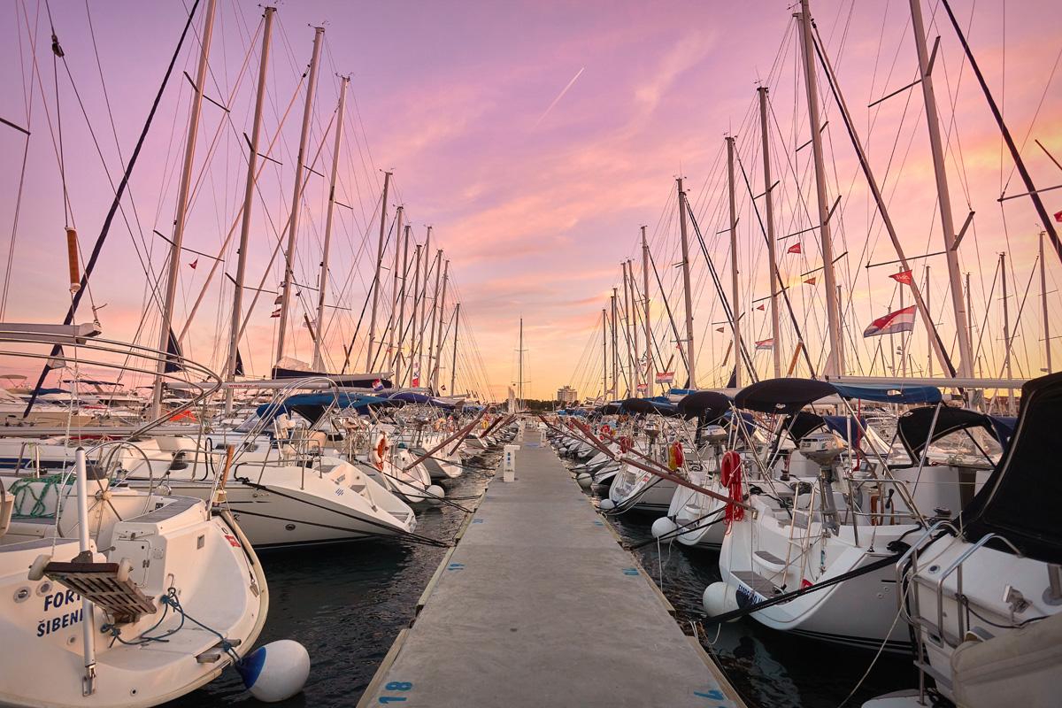 Vodice, 06/2018ACI marina VodiceDavor Zunic